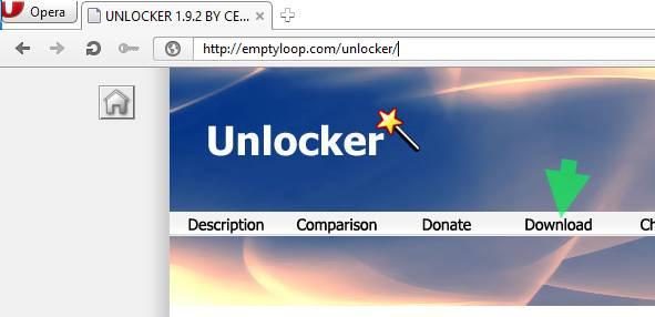 Unlocker официальный сайт программы - фото 6